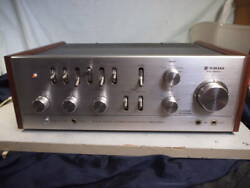 Trio Ka-9006 Stereo Fully Operational 1975 Japan Integrated Amplifier S/n 020516