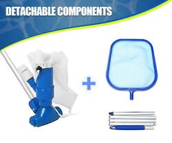 Swimming Pool Vacuum Cleaning Tool Set Suction Head Professional Pool Cleaners