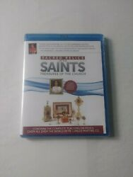 Sacred Relics Of The Saints Treasures Of The Church Blu Ray Religion New Sealed