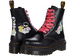 Dr. Martens Jadon Hello Kitty And Friends Leather Platform Boot Bnwb 6