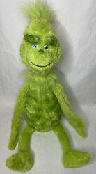 """Dr.seuss 14"""" Plush Talking And Moving Doll Heart Glows-works"""