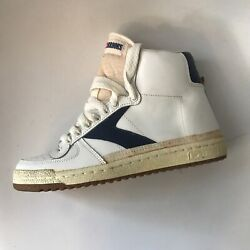 Vintage Menandrsquos Brooks Basketball High-tops Stock 5440 Size 7.5 Made In Korea