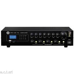 Mpa 120s Amplifier Pa 4 Areas