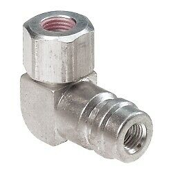 Fjc Fjc2633 Service Port Adapter 90 Degree High Side R-134a