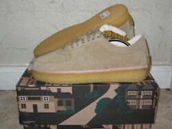 Ronnie Fieg X Clarks 8th Street Sandford Suede Maple Menand039s Size 10 New Kith