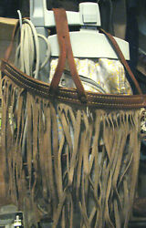 Vintage Horse Leather Fly Mask They don#x27;t make them like these anymore