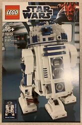 Lego Star Wars Ultimate Collector Series R2-d2 10225 Factory Sealed Retired Rare