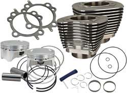 S And S Cycle Bolt-in Sidewinder 4 Big Bore Kit 910-0651
