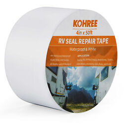 New Rv Sealant Tap Roof Seal Tape Uv And Weatherproof Tap For Rv Repair Roof Leaks