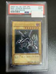 Yu-gi-oh Card Psa9 Mint Red-eyes Black Dragon Relief Wisdom Tooth Ver. [new]