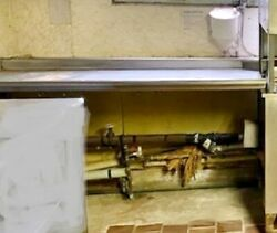 Stainless Steel Vintage Commercial Kitchen 66 Drying Table