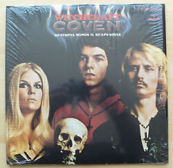 Coven - Witchcraft Destroys Minds And Reaps // Orig Usa 69 Mercury Lp Still Sealed