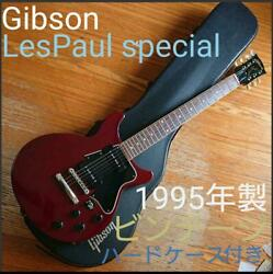 Gibson Les Paul Special 1995 Vintage Electric Guitar With Hard Case Made In Usa