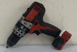 Used - Milwaukee M18 2602-20 Redlithium 1/2 Cordless Hammer Drill Only Tool-