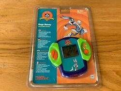 Rare Tiger Bugs Bunny Vintage 1990's Lcd Handheld Electronic Game - New And Sealed