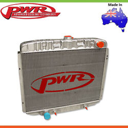 Brand New Pwr Radiator For Ford Falcon Xw-xy Cleveland Pwr0777
