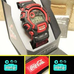 Extremely Rare Lottery Not For Sale Cocacola G-shock