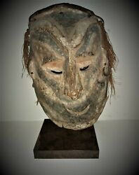 Papua New Guinea Yuat River Ceremonial Mask....early/mid 20th Cent