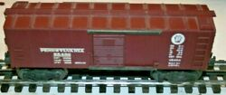 Classic Lionel 6454 Penn. Box Car And 2454 Baby Ruth Box Car In Good Cond.
