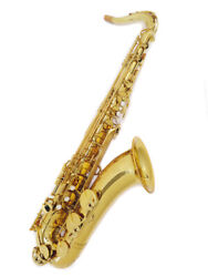Yamaha Yts-62 Gold Color Tenor Saxophone With Hard Case Shipped From Japan