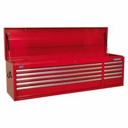 Sealey Topchest 10 Drawer With Ball Bearing Slides Heavy- Ap6610