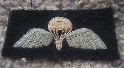 Ww2- Parachute Wing Patch