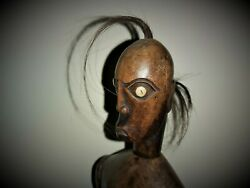 Indonesian Lombok Island Ancestral Figure...early/mid 20th Cent