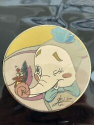 Disney Auctions - Elisabete Gomes Series Dumbo And Timothy Le 100 Pin Htf