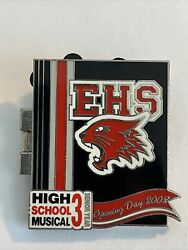 High School Musical 3 Senior Year - Opening Day Yearbook Disney Pin Htf A3