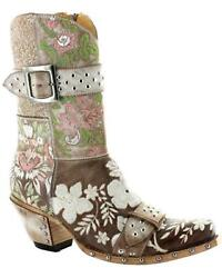 Old Gringo Womenand039s Dust Bowl Blues Fashion Booties - Snip Toe - L3406-1