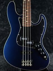 Fender Spring Bass Bigaerodyne Jazz -gun Metal Blue- 4.24kg Interest Rate Target