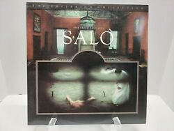Pier Paolo Pasoliniand039s Salo The Criterion Collection Laserdisc Not Dvd