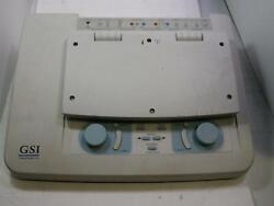 Grason Stadler Gsi 61 Clinical Audiometer Two Channels - Free Shipping