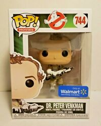 Funko Pop Dr. Peter Venkman 2020 Ghostbusters Movies 744