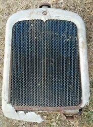 Radiator Grill Shell 1928 Chevy Chevrolet 28 1927 27 1929 29 26 24 Model T A 490