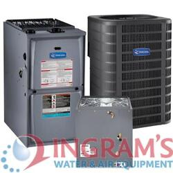 Scratch And Dent-23618- 1.5 Ton 15 Seer 45k Btu 95 Afue Variable Speed Mrcool Sig