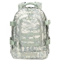 Tactical Hunting Expandable Backpack Multiple Gear Pouches And Molle Compatibility