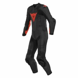New Dainese Laguna Seca 5 1 Piece Leather Motorcycle Racing Suit Size 54