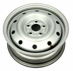 1995-99 Subaru Legacy Single 14 X 5-1/2 Steel 5 Lug 12 Hole Wheel Rim Kba43736