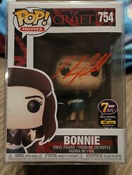 Funko Pop Movies The Craft Bonnie Signed By Neve Campbell W/jsa Coa