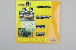 Mth Club Railware Cd-rom Search Product Database Sound Library Layout Design