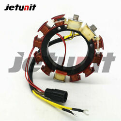 150hp 155hp 175hp For Johnson Evinrude Stator 35amp 584292 583710 6cyl 1989-1992