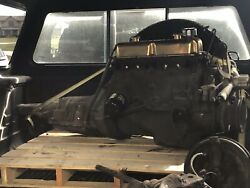 318 Small Block Runs Great. Was Out Of A 1970 Dodge Charger. Motor Removed May 2