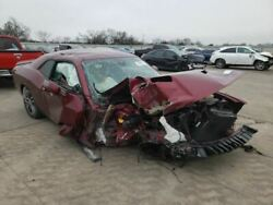 Trunk/hatch/tailgate With Spoiler Painted Fits 15-17 Challenger 2326757