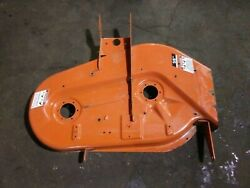 Genuine Simplicity Lawn Tractor Deck Shell Part Number 1687269sm And 1733127cyp