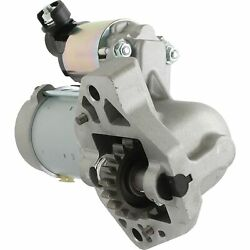 New Starter For 3.7 3.7l Acura Tl 09 10 11 2009 2010 2011