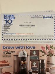 Five 5 10 Off 30 Bed Bath And Beyond Coupons Valid Through 5/23/21
