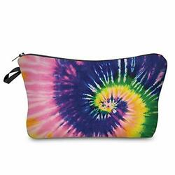 LOOMILOO Small Makeup Bag Daisy Printed Cosmetic Bag for Purse Womens Pouch O... $12.27