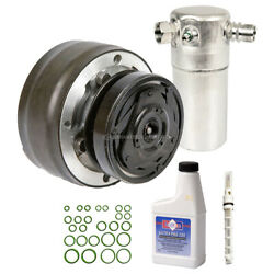 Oem Ac Compressor W/ A/c Repair Kit For Chevrolet S10 Blazer And Gmc S15 Jimmy