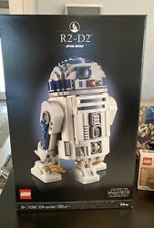 75308 Lego Star Wars R2-d2 - New - Rare - Exclusive